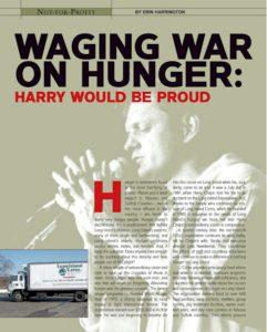 Waging War on Hunger